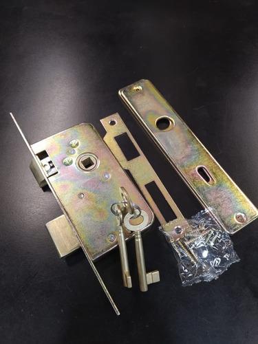 Cerradura Tipo Star 8x60