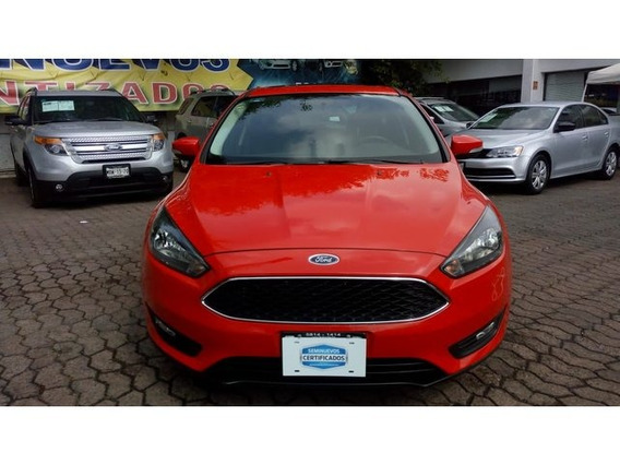 Ford Focus Se Appearance - 5 Pts 2015 Seminuevos
