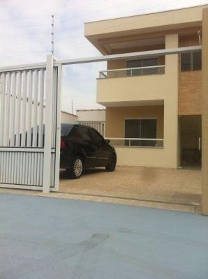 Casa Sobreposto Em Acesso Pavimentado - Itanhaém 3603 P.c.x