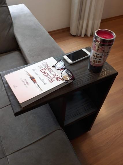 Mesa Café Da Manha Criado Mudo Notebook Promo