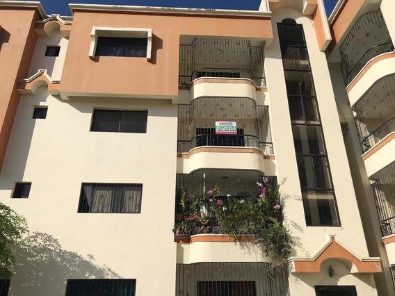 Se Alquila Apartamento 13,000 Urbanización Caperuza 2