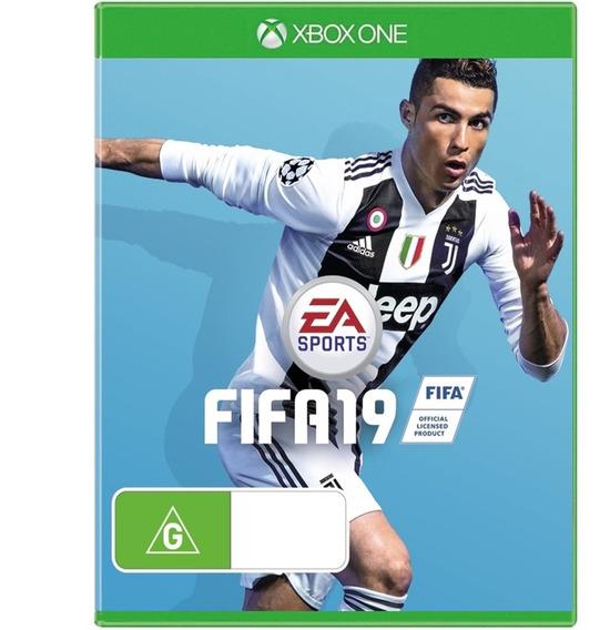Fifa 19 Xbox One Original Disco Fisico Lacrado Nacional 2019