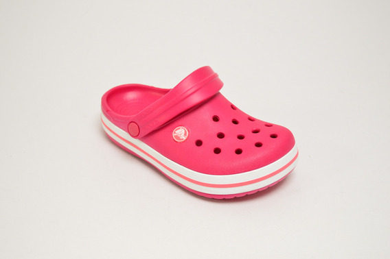 Crocband Kids C604 Raspberry W Crocs Niïo