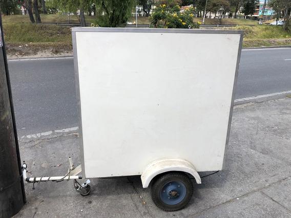 Remolque Furgon Para Moto