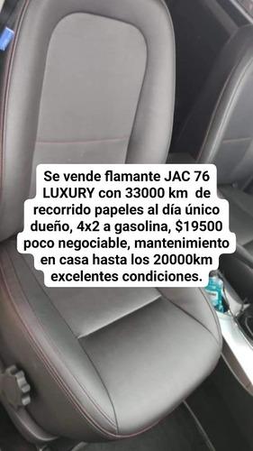 Jac T6 2019 Luxury