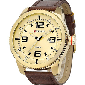 Relógio Curren Masculino Original Garantia Nota A2076