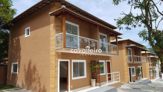 Casa Residencial À Venda, Inoã (inoã), Maricá. - Ca2553
