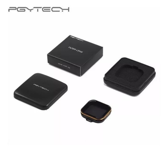 Filtro Nd 16 Gopro 5 Series / Gopro 6 - Pgytech