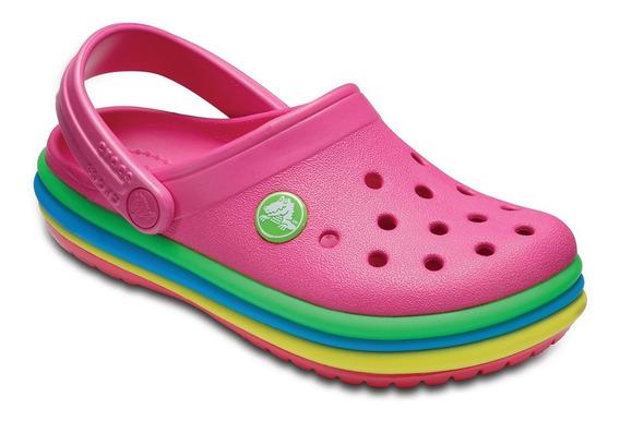 Crocband Rainbow Crocs Adulto Envios A Todo Pais