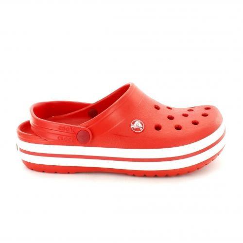 Sandalia Para Mujer Crocs Bd-034583 Color Flame