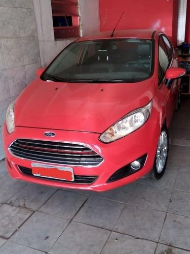 Ford Fiesta 2014 1.6 16v Titanium Flex 5p