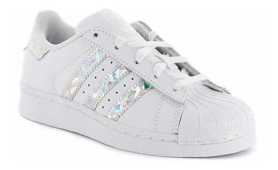 Tenis adidas Originals Superstar J F33889 Dancing Originals