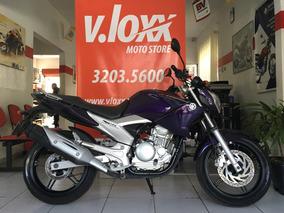 Yamaha Ys 250 Fazer Roxo 2013