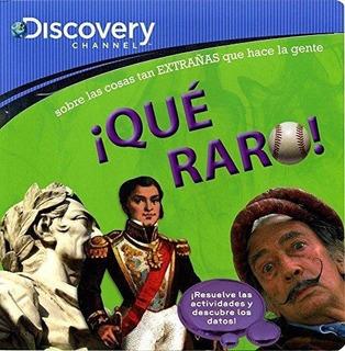 Discovery Channel Que Raro Personajes Del Mundo E Historia