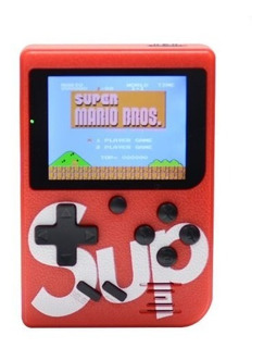 Mini Consola Portatil Game Box Retro 400 Video Juegos
