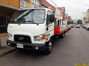 Hyundai Hd78 Grua