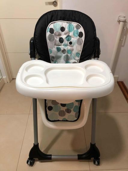 Silla De Comer Baby Trend - 6 Posiciones