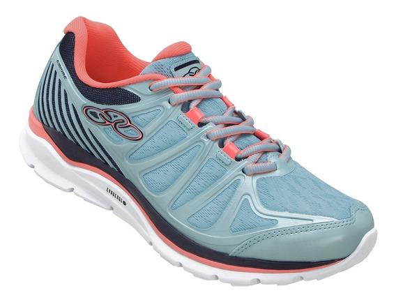 Tenis Olympikus Run Running Corrida Empire Feminino Leve
