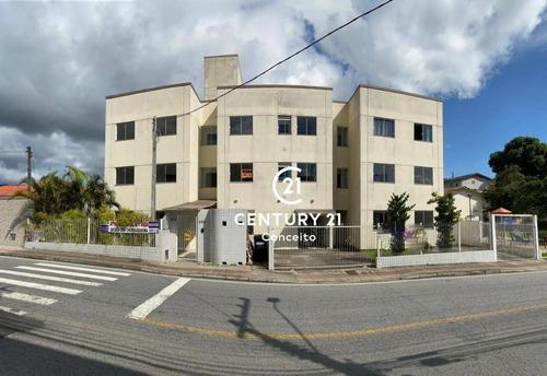 Apartamento Com 2 Dormitórios À Venda, 55 M² - Serraria - São José/sc - Ap0882