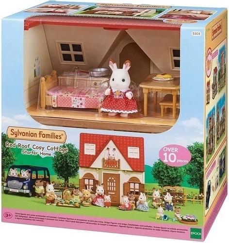 Sylvanian Families - Casa Con Figura Y Accesorios - 5303sy