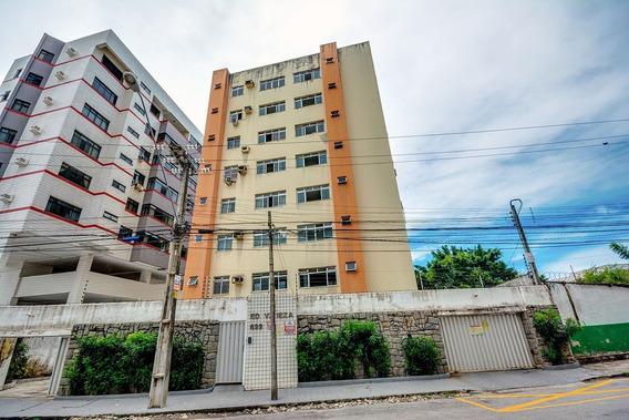 Apartamento 3 Quartos No Papicu - Cozinha Planejada, Garagem