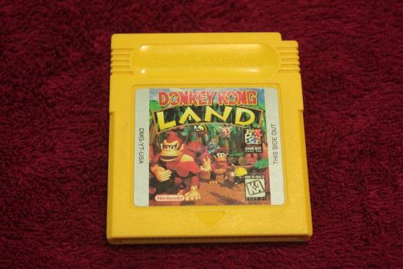 Jogo Donkey Kong Land Original Para Nintendo Game Boy Cod-09