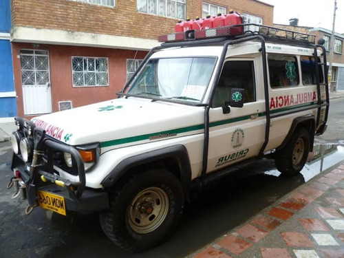 Toyota Land Cruiser T.ab.