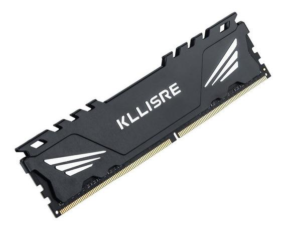 Memória Kllisre Ddr3,1600 Mhz,4 Gb, Embalagem Original