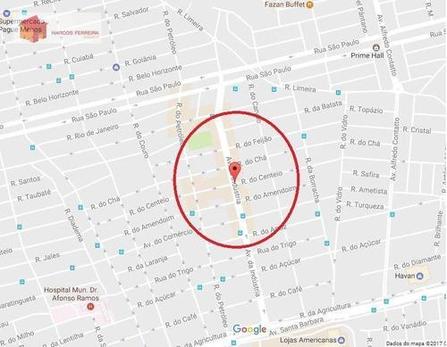 Sala Comercial À Venda, Jardim Pérola, Santa Bárbara D'oeste. - Sa0007