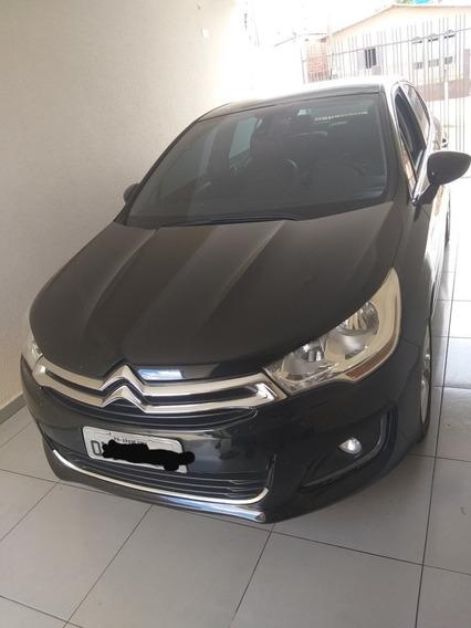 Citroën C4 2.0 Tendance Flex 4p 2014