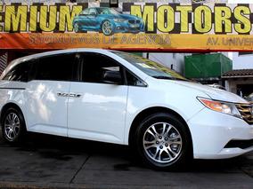 Honda //odyssey Lx// 2013 Como Nueva!! Fact Original
