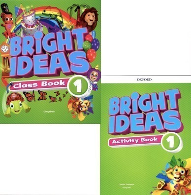 Bright Ideas 1 - Class Book And Activity - Oxford