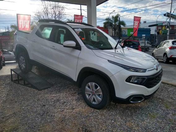 Fiat Toro Retira Con $180.000 Y Cuotas Solo / Dni Sin Veraz