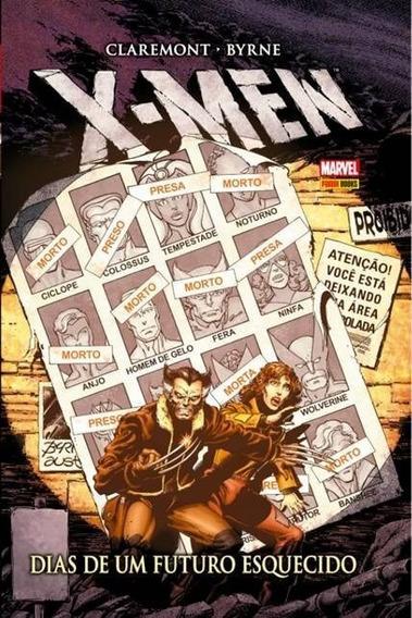 X-men - Dias De Um Futuro Esquecido Capa Dura