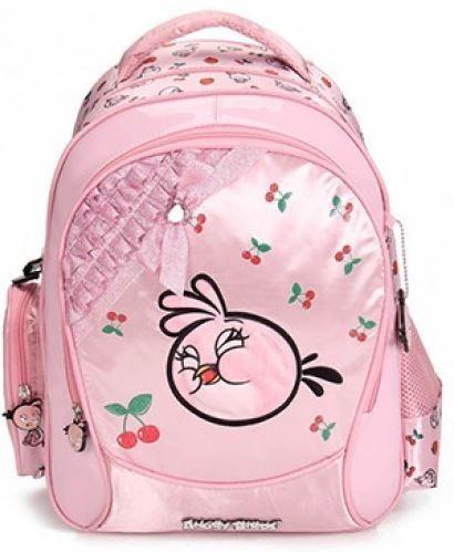 Mochila Escolar Santino Angry Birds Rs 13004