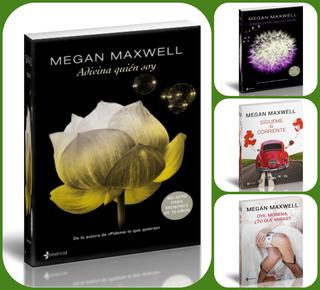 Serie - Adivina Quien Soy - De Megan Maxwell. Pdf