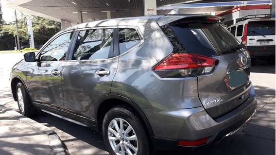 2019 Nissan X - Trail Drive 2 Rows 2.5 Ctv