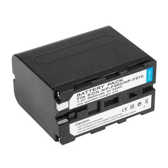 Bateria F970 P/led Yn300,600,900
