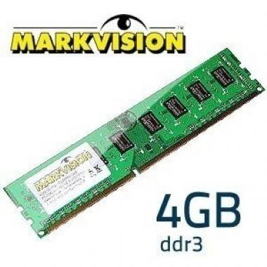Kit 8gb Memoria Markvision Ddr3 4 X2gb 1333 Mhz Cl 9 12800