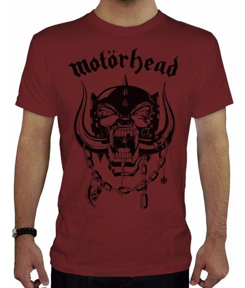 Remeras Hombre Motorhead1 Inkpronta