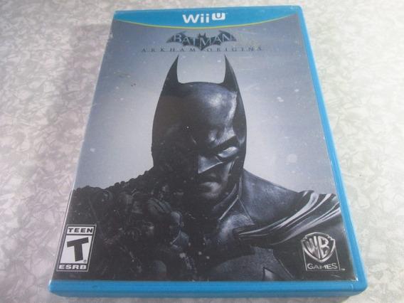 Wii U - Batman Arkham Origins - Original Americano