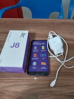 Celular Galaxy J8 64 Gb
