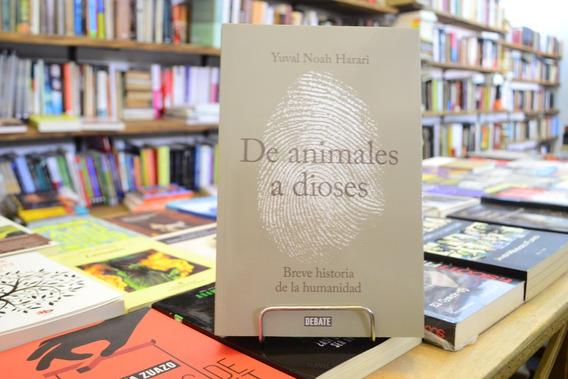 De Animales A Dioses. Yuval Noah Harari.