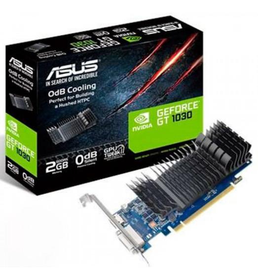 Placa De Vídeo Asus Geforce Gt1030 - 2gb - Gddr5