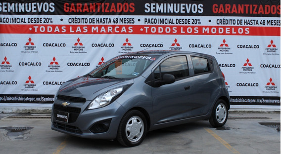 Chevrolet Spark Lt Hb Manual Paq B 2017