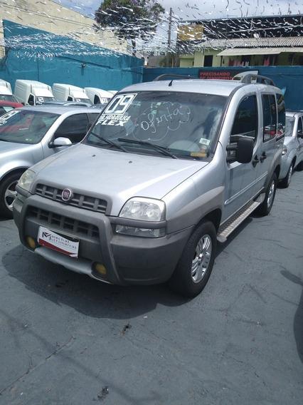 Fiat Doblo 1.8 Adventure Locker Flex 5p 2009