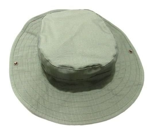 Boonie Hat Chapéu Verde Oliva By Bravo21