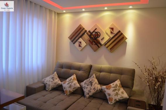 Apartamento A Venda No Bairro Furnas Em São Paulo - Sp. - A220-1