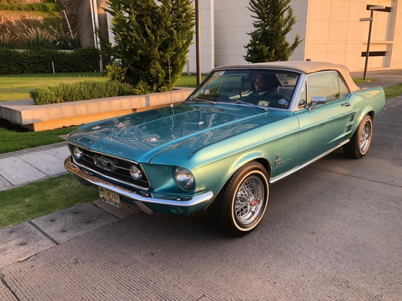 Ford Mustang 1967 Convertible V8