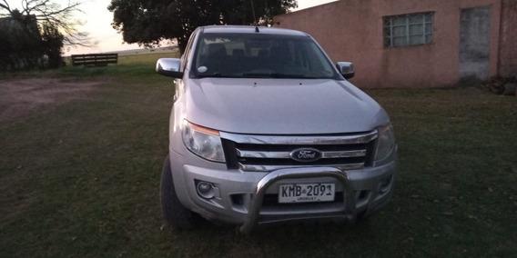Ford Ranger 3.2 Cd 4x4 Xlt Ci 200cv 2012